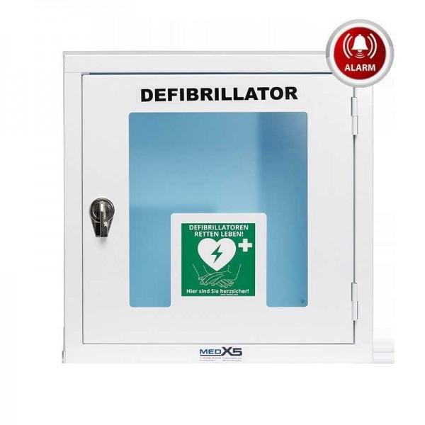 Wandschrank für den Innenbereich mit Alarm und Verschluss