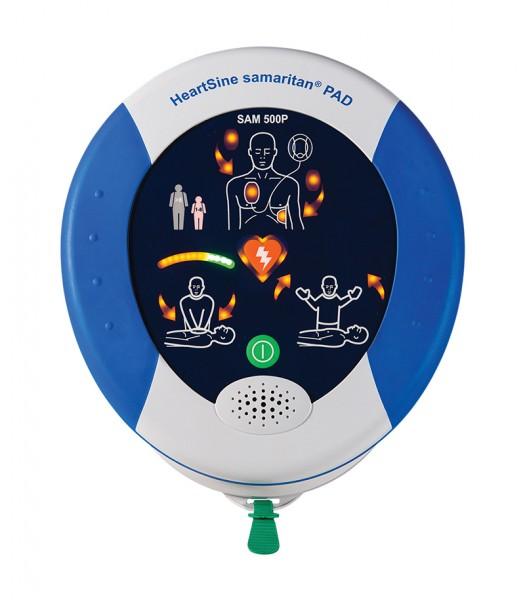 Premium-Paket - HeartSine samaritan PAD 500P
